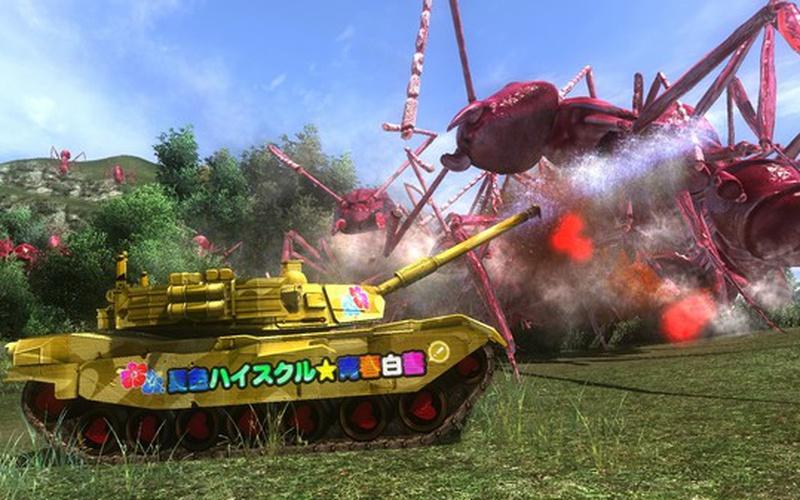 Gigantus Tank, Natsuiro HS Markings