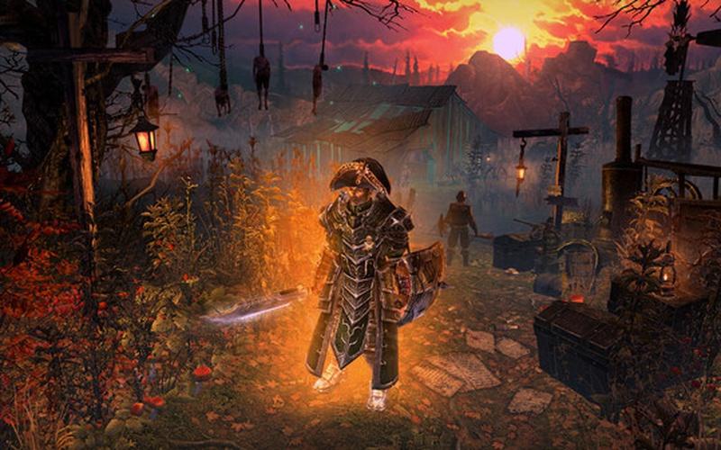 Grim Dawn - Steam Loyalist Items Pack