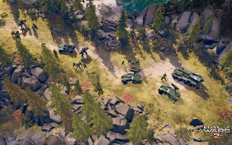 Halo Wars 2 XBOX One / Windows 10