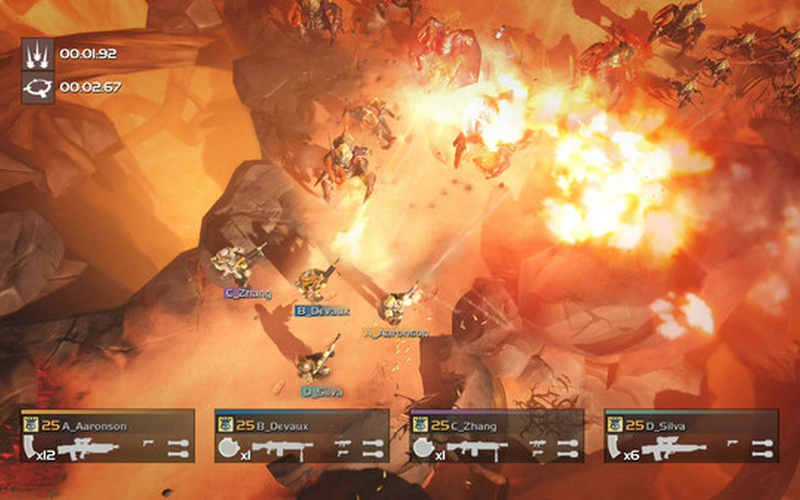 HELLDIVERS Dive Harder Edition Steam Gift
