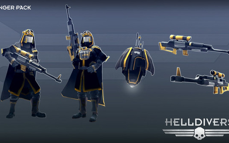 HELLDIVER - Ranger Pack