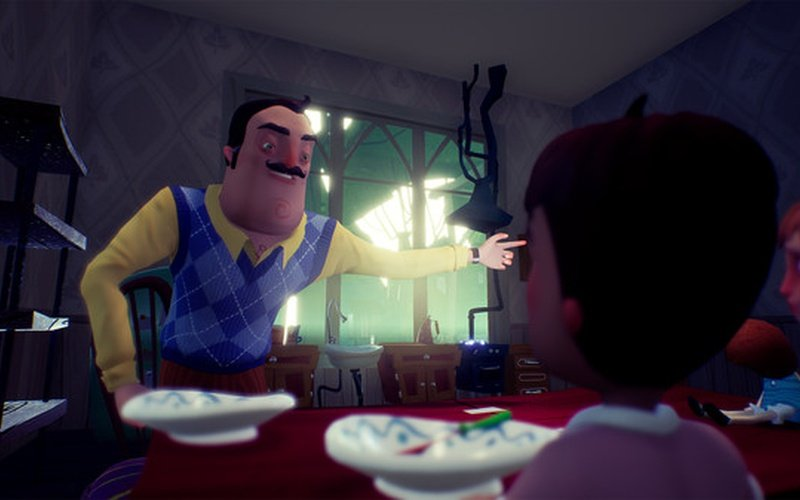 Hello Neighbor: Hide and Seek