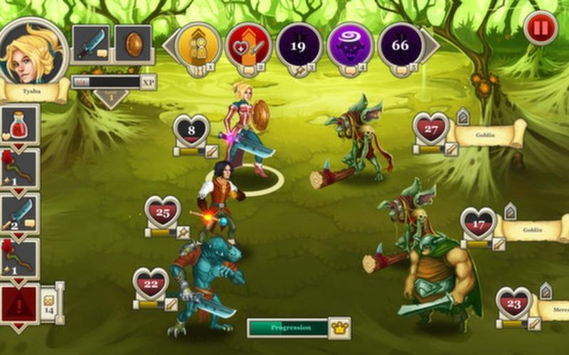 Heroes & Legends: Conquerors of Kolhar