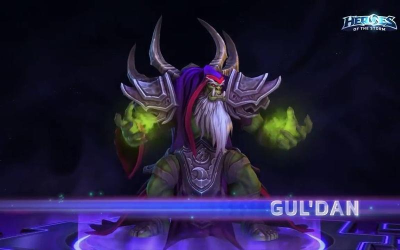 Heroes of the Storm - Hero Gul'dan