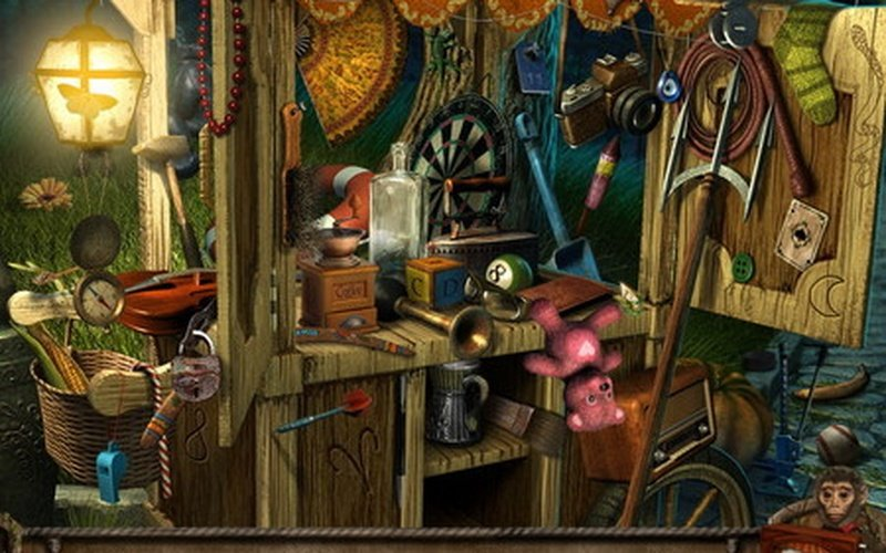Hidden Object Bundle 5 in 1