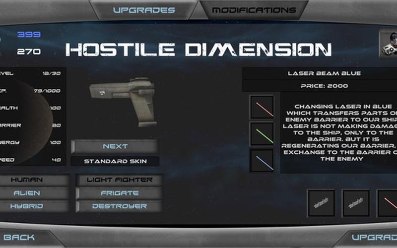 Hostile Dimension