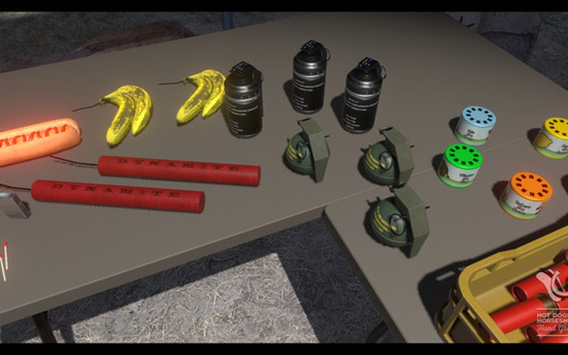 Hot Dogs, Horseshoes & Hand Grenades VR