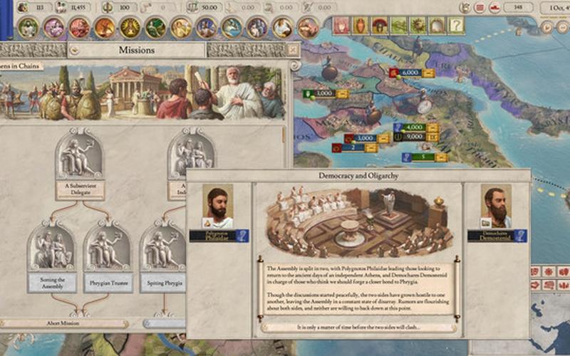 Imperator: Rome - Magna Graecia Content Pack EUROPE