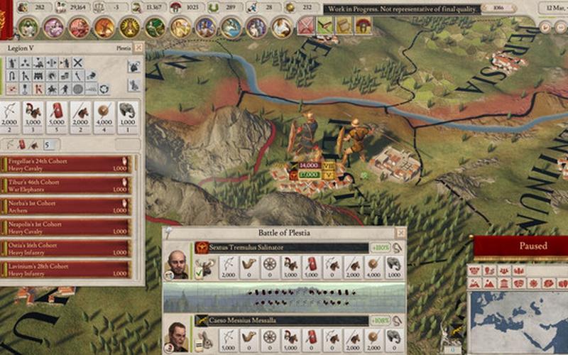 Imperator: Rome EUROPE