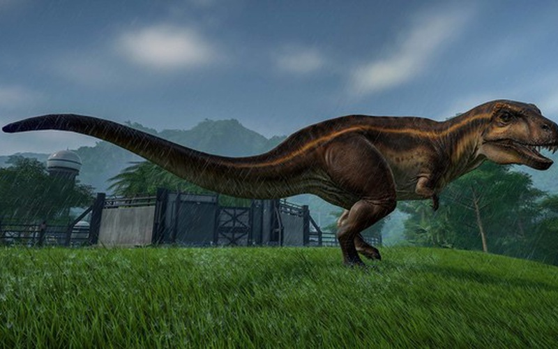 Jurassic World Evolution Download Free PC Game Full Version