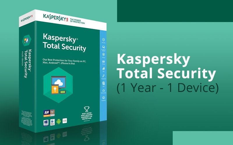 kaspersky total security android