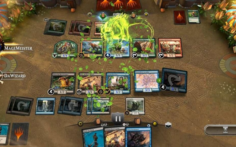 MAGIC: THE GATHERING ARENA CLOSED BETA