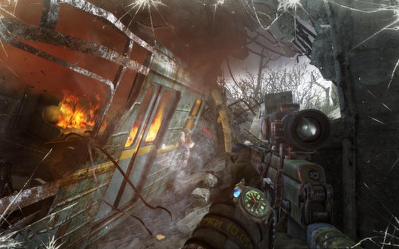 Metro Last Light Redux On Steam