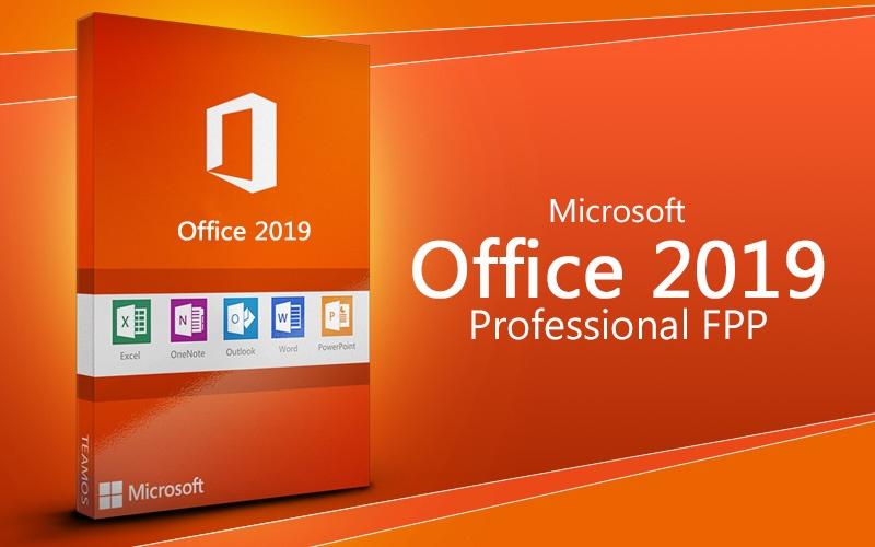 Microsoft Office 2019 Professional FPP