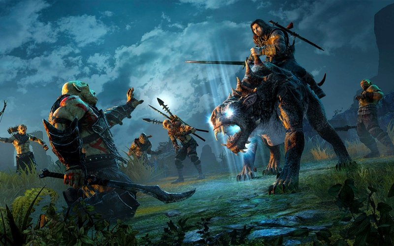Middle-earth: Shadow of War XBOX ONE