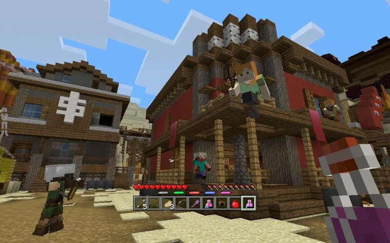 how to download maps on minecraft xbox one