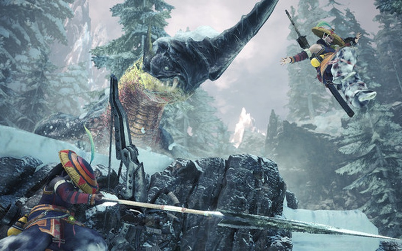 Buy Monster Hunter World Iceborne Yukumo Layered Armor Set