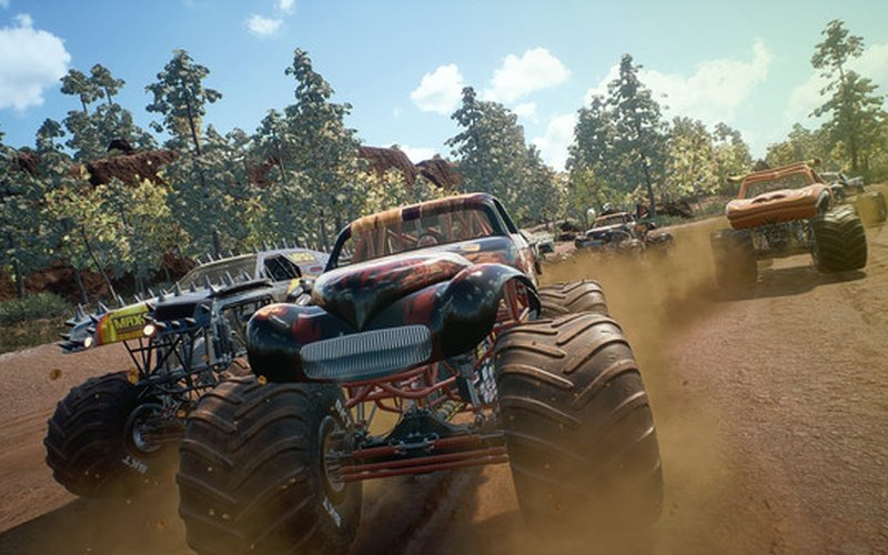 Monster Jam Steel Titans Download Free PC Game Full Version