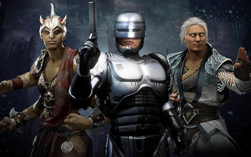 Mortal Kombat11: Aftermath + Kombat Pack Bundle
