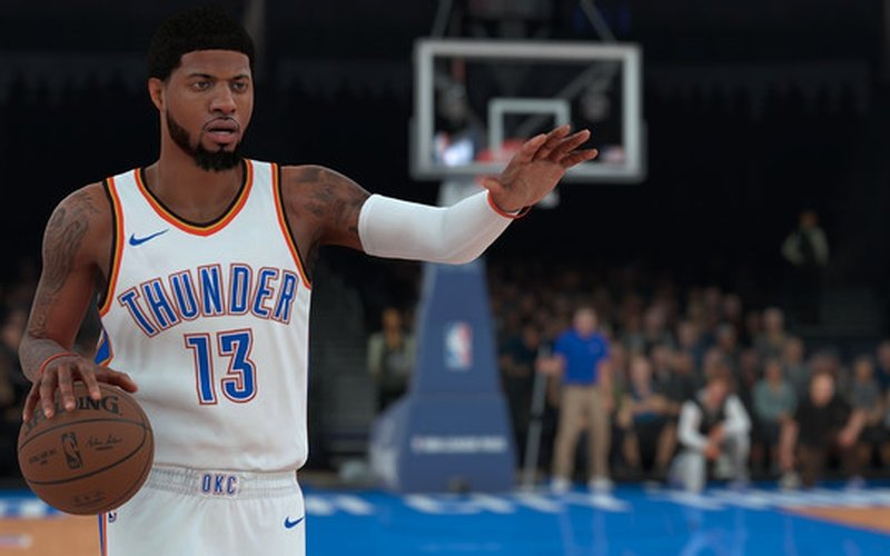 Nba 2k18 On Steam Pc Game Hrk Game