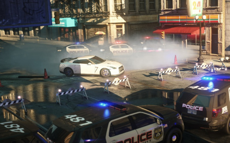 Need for Speed Most Wanted Steam Edition