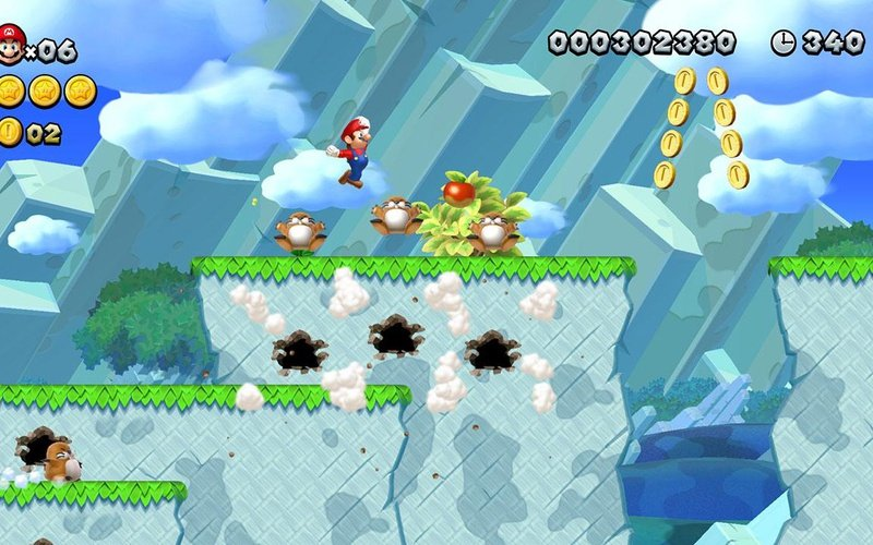 Image result for New Super Mario Bros. U Deluxe switch image