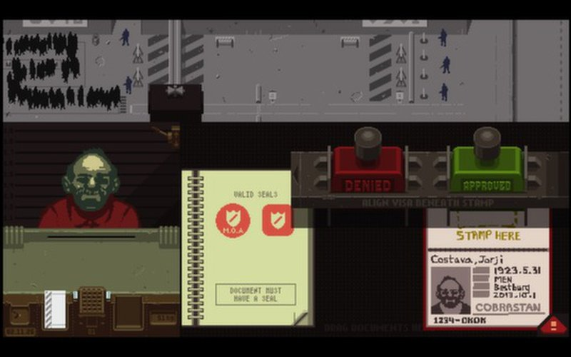 Papers, Please Steam Edition