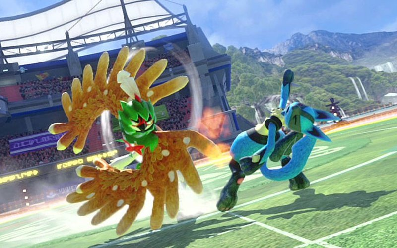 Pokkén Tournament DX Nintendo Switch