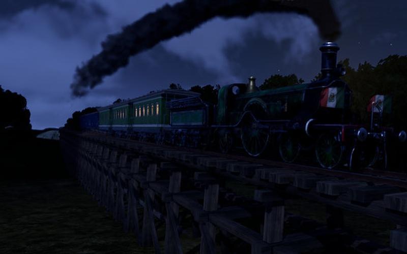 Railway Empire - Mexico