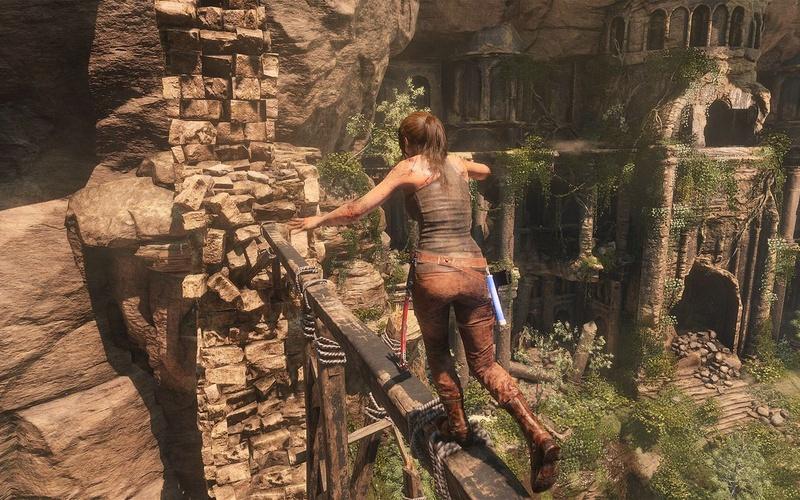 Rise of the Tomb Raider: 20 Year Celebration - XBOX ONE