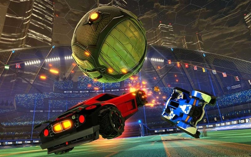 rocket league xbox one on xbox pc game hrk. Black Bedroom Furniture Sets. Home Design Ideas