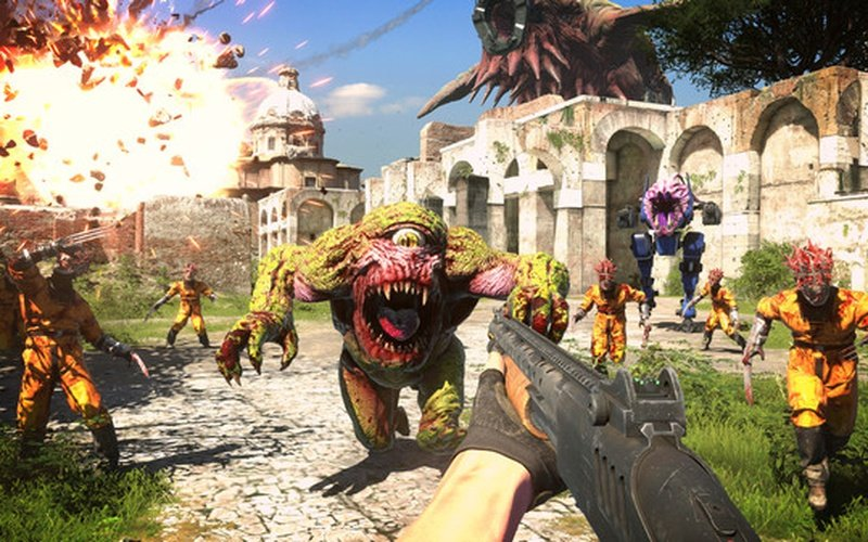Serious Sam 4 Deluxe Edition EUROPE