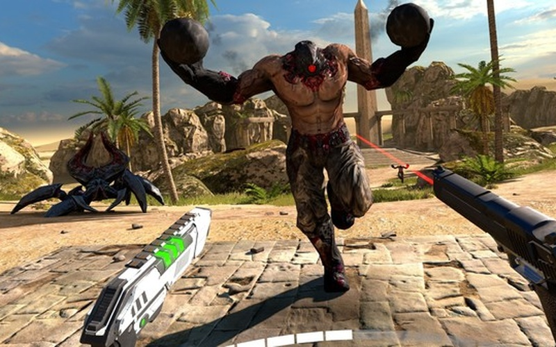 Serious Sam VR: The Last Hope