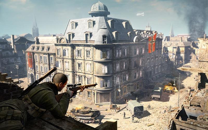 Sniper Elite V2 Remastered UPGRADE