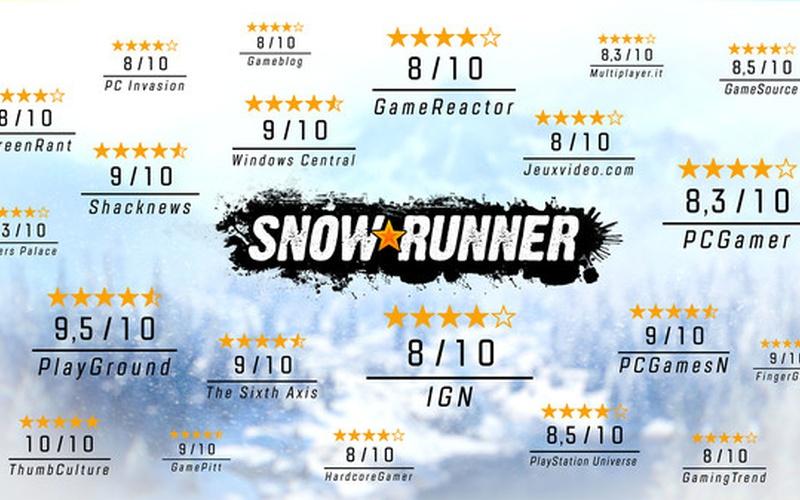 SnowRunner Steam Edition