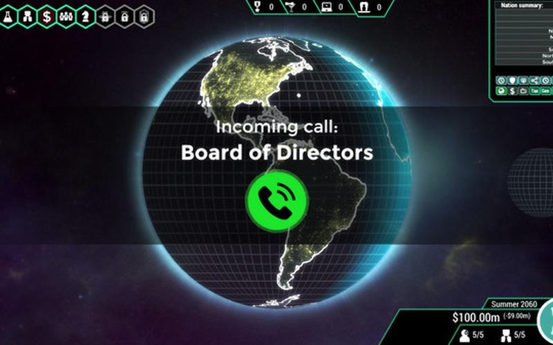 Spinnortality | cyberpunk management sim