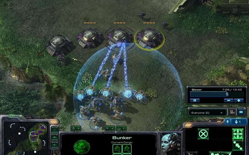 StarCraft II: Wings of Liberty EU