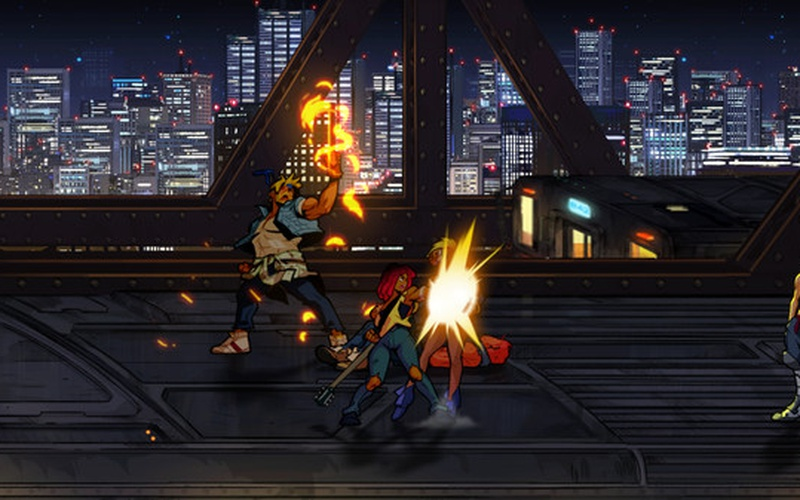 Streets of Rage 4 EUROPE