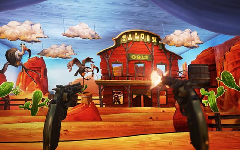 Summer Funland VR
