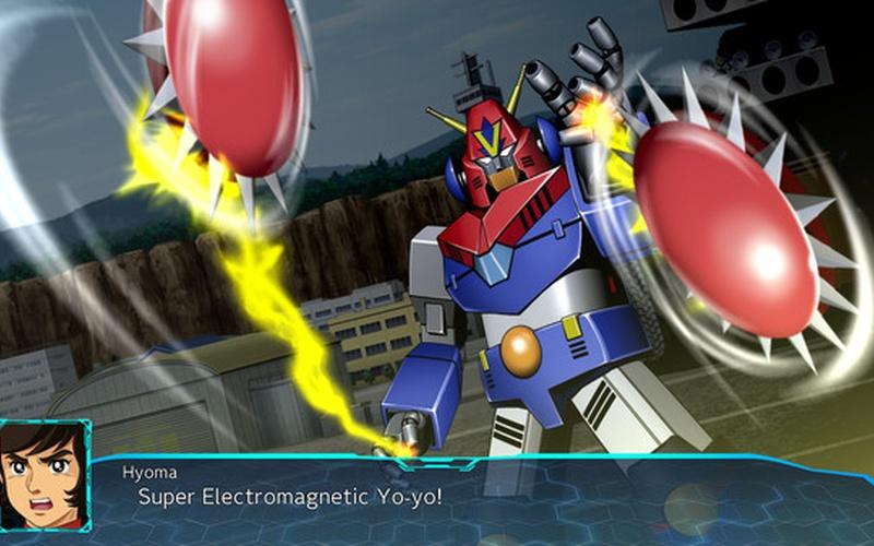 Super Robot Wars 30 EUROPE