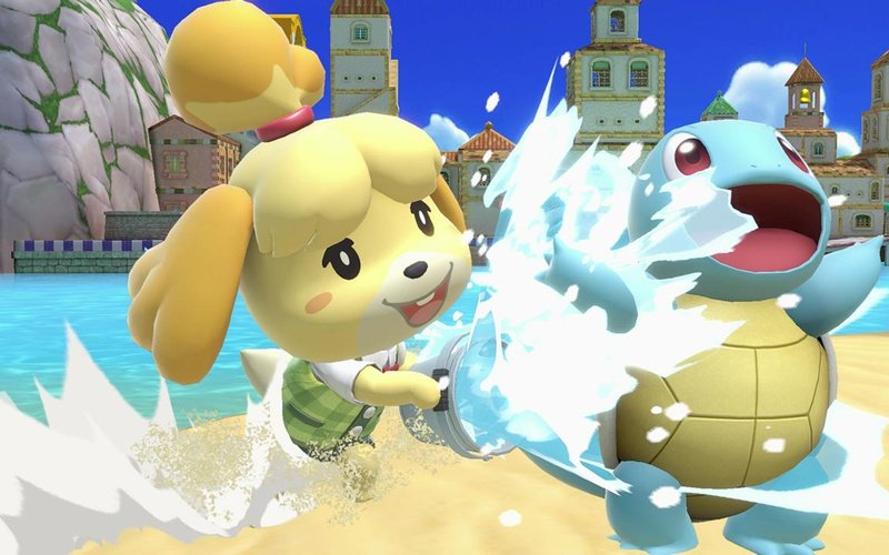 SUPER SMASH BROS. ULTIMATE Fighters Pass Nintendo Switch