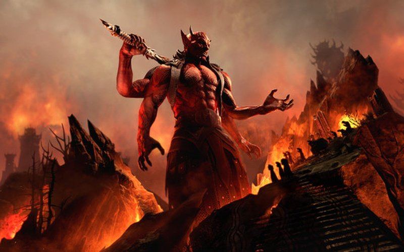 The Elder Scrolls Online - Blackwood Upgrade