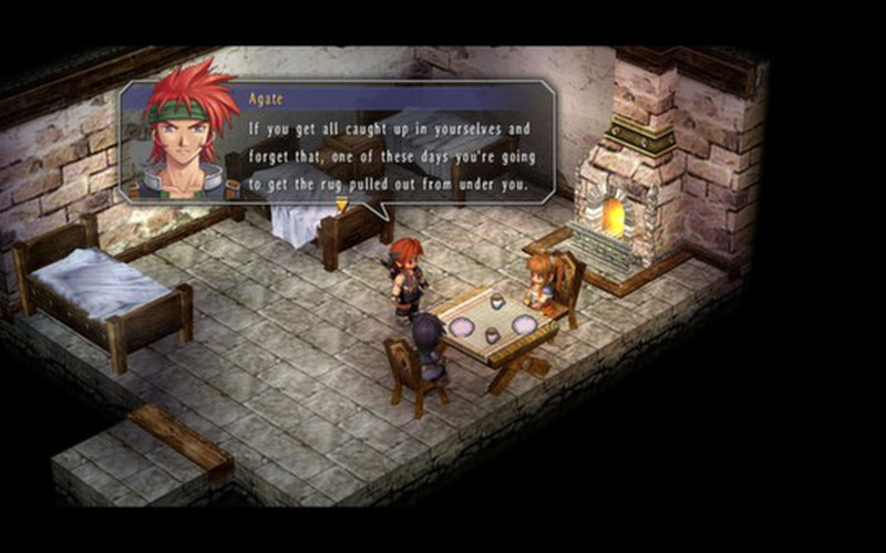 The Legend of Heroes: Trails in the Sky EUROPE