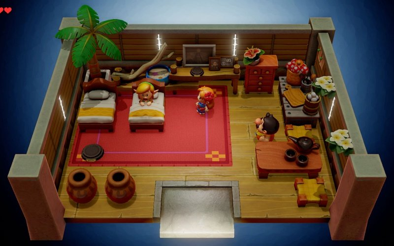 The Legend of Zelda: Link's Awakening Nintendo Switch