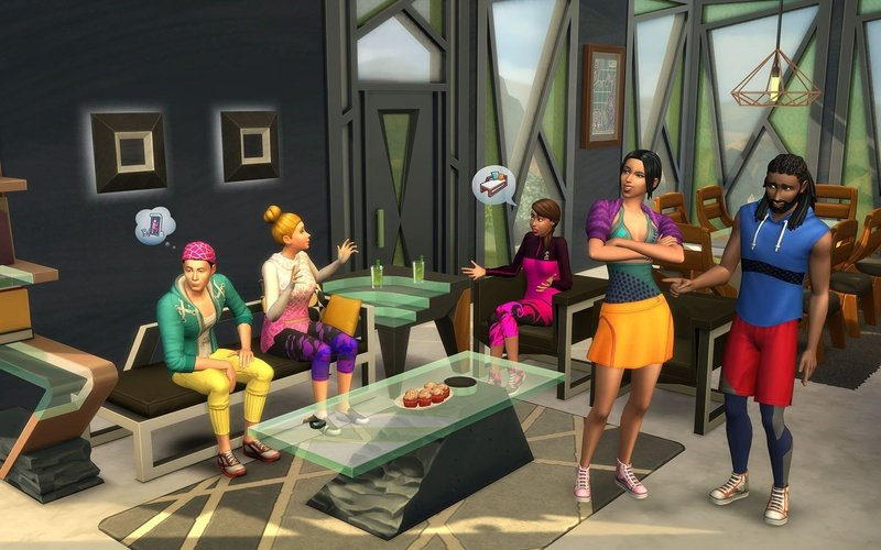 The Sims 4: Bundle Pack 6
