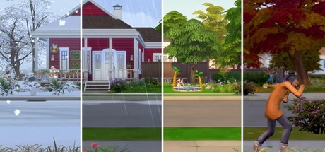 The Sims™ 4 Seasons