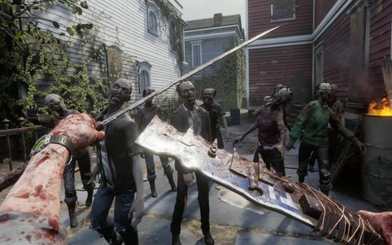 The Walking Dead: Saints & Sinners VR