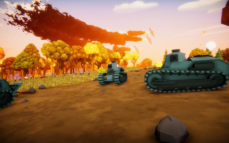 Total Tank Simulator EUROPE