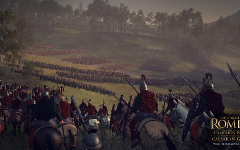 Total War: ROME II - Caesar in Gaul Campaign Pack EUROPE