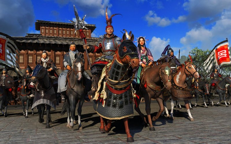 Total War: THREE KINGDOMS - A World Betrayed EUROPE